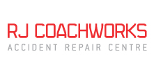 RJ Coachworks - Accident Repair Centre - Logo